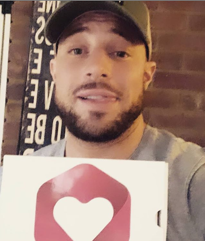 Duncan James Allergy and Intolerance test