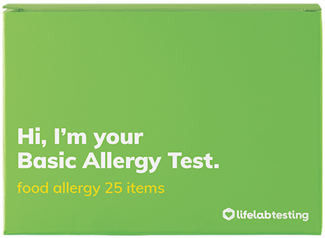 Allergy Tests | Intolerance Testing | Home-to-lab tests