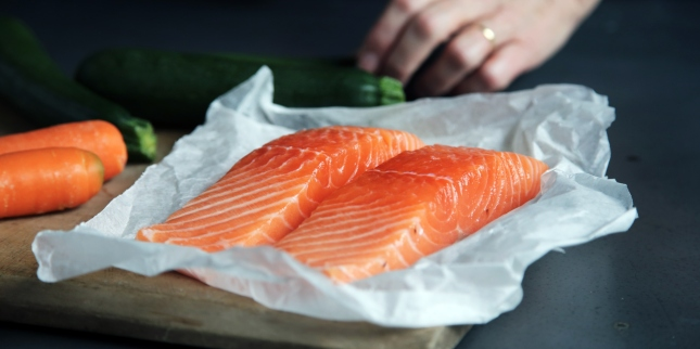 Make sure you get plenty of omega-3 into your body
