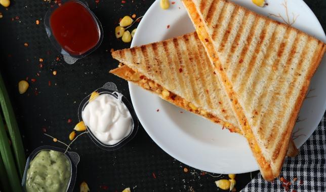 Allergy testing and Lifelab sandwich