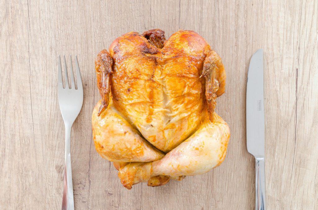 chicken food intolerance blood testing