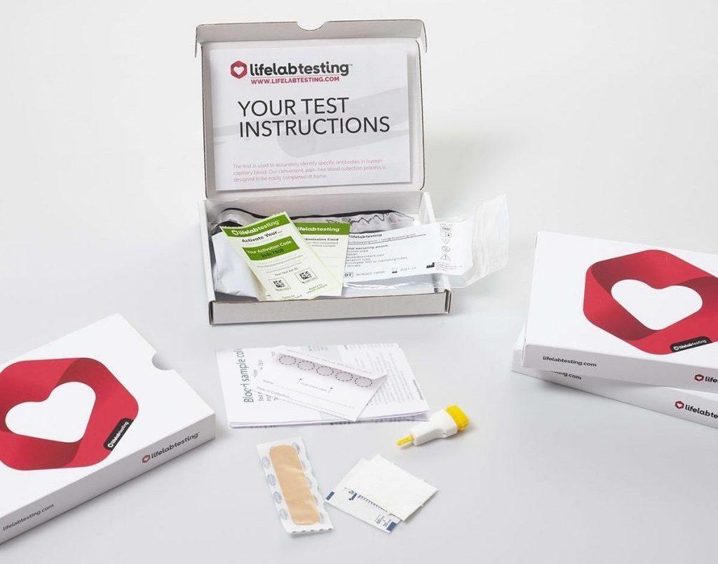 Basic Allergy test kit